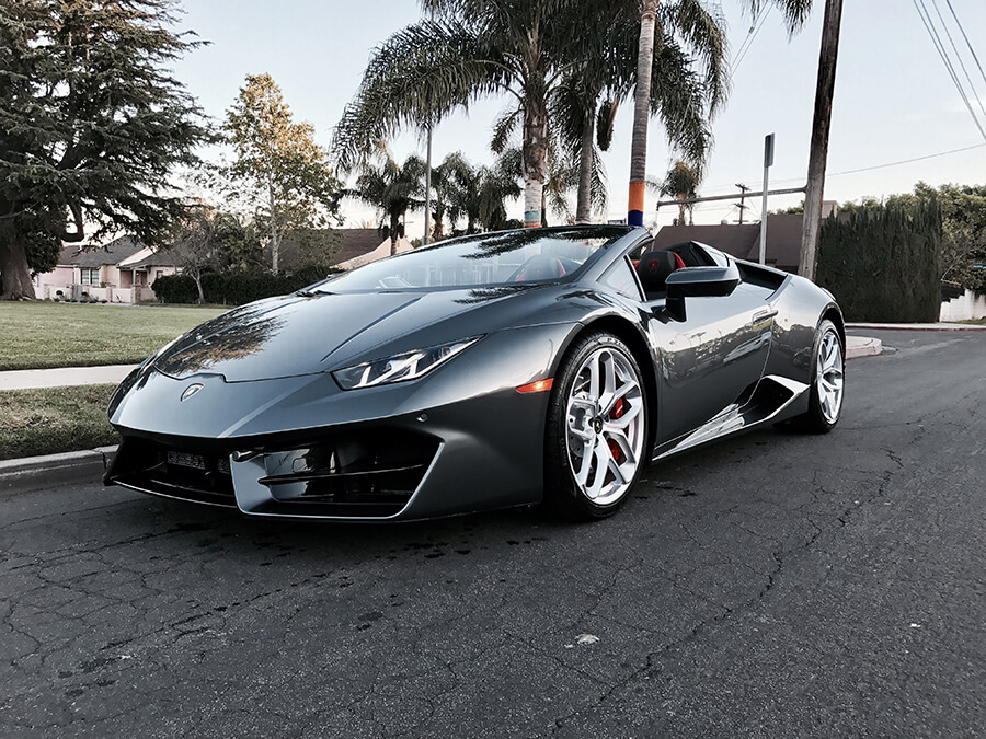 Exotic Car Rental Las Vegas >> Lamborghini Huracan Spider Grey Rental Los Angeles - 777 Exotics