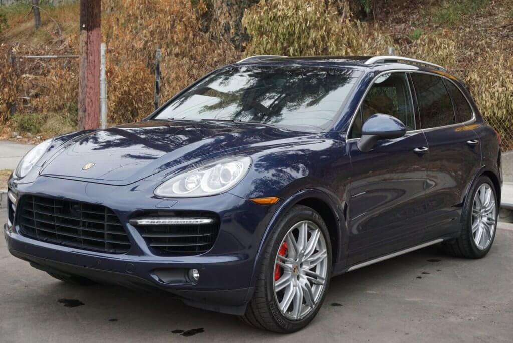 Exotic Car Rental Las Vegas >> Porsche Cayenne Turbo Rental (Blue) - 777 Exotic Car Rental Los Angeles