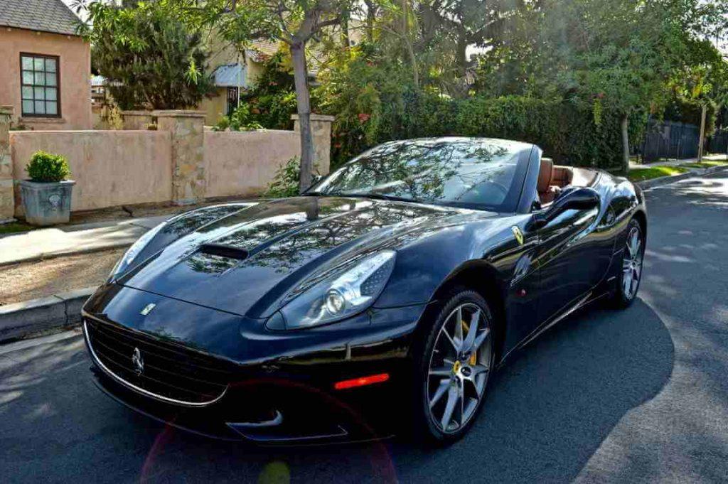 Sport car rental los angeles california 16