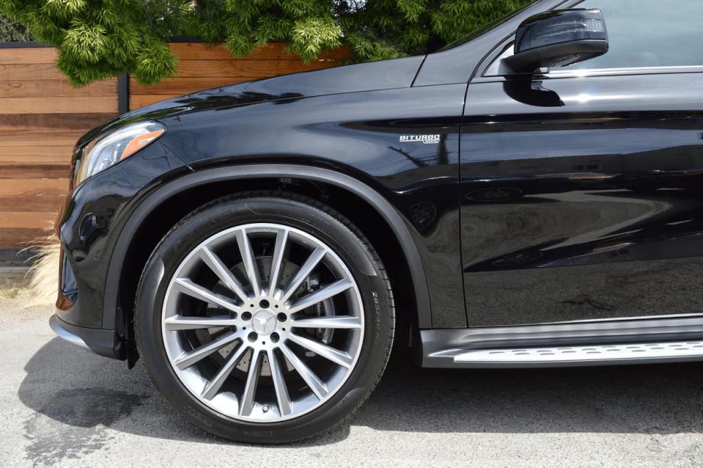 Mercedes GLE Rental Los Angeles DTLA Beverly Hills