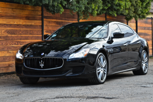 Hot deals for MASERATI QUATTROPORTE RENTAL