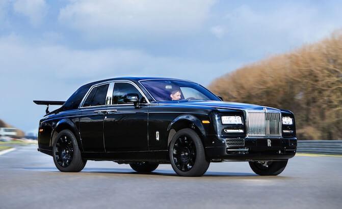 Rolls Royce Cullinan Rental