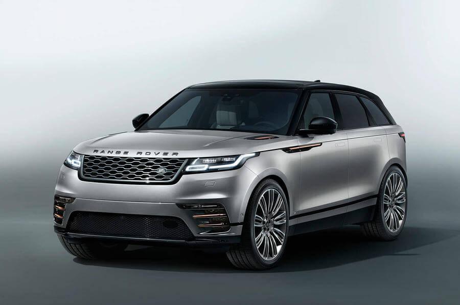 Range Rover Velar Rental