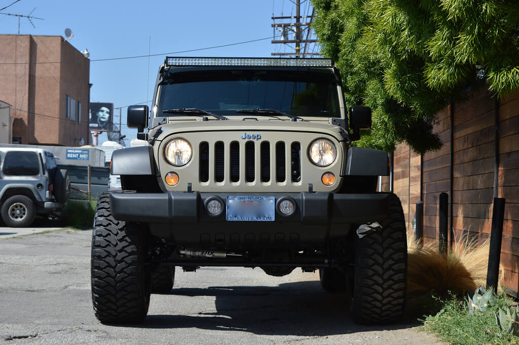 New Images Of Jeep Wrangler
