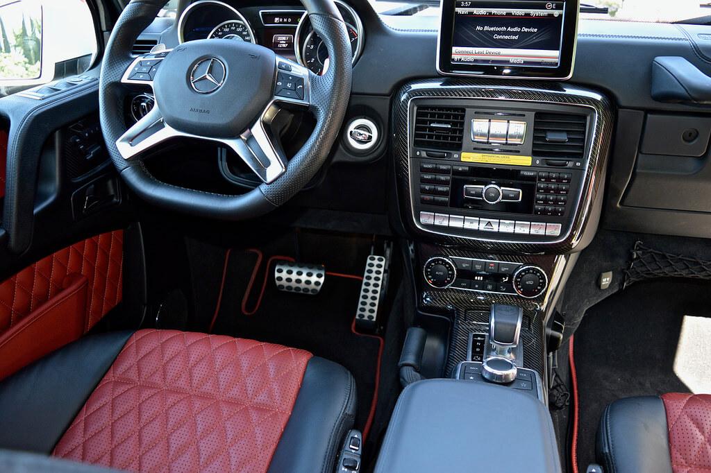 Mercedes G63 777 Exotics