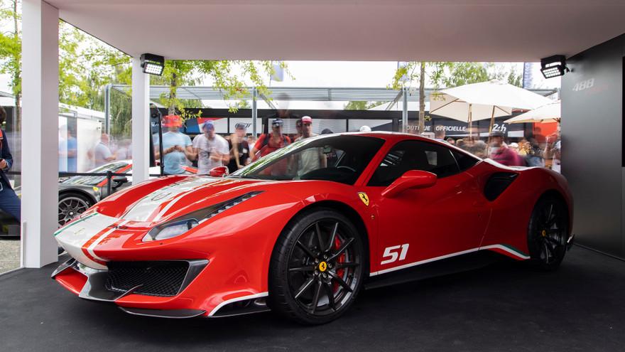 Ferrari 488 Pista - 'Piloti Ferrari' (1)