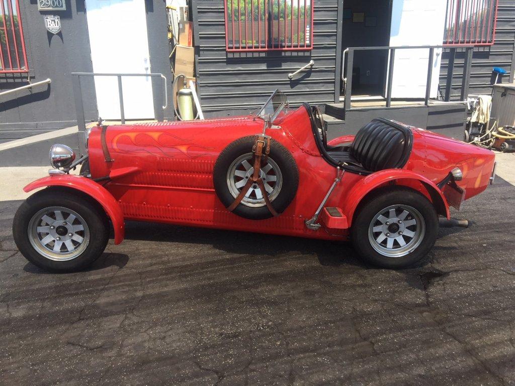 bugatti classic