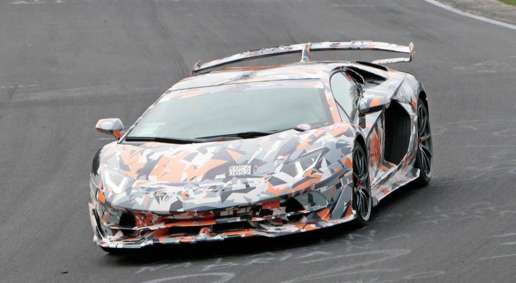 Lamborghini Superveloce Jota