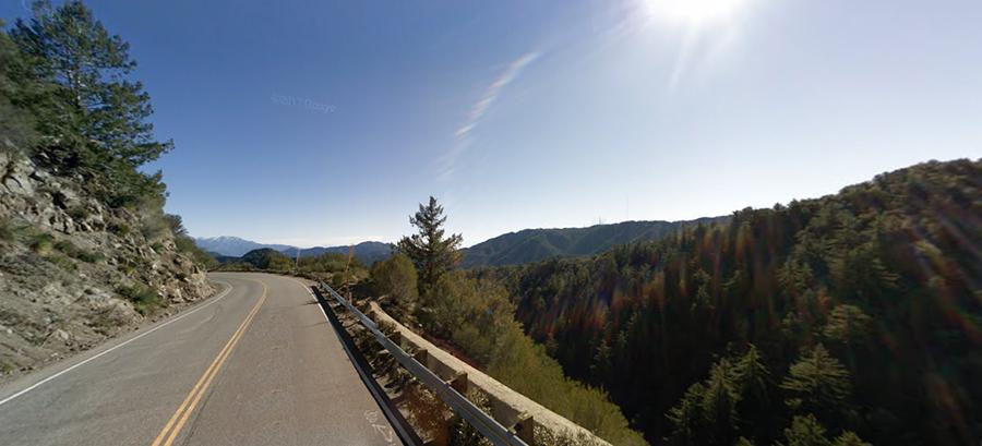 Angeles Crest Highway0