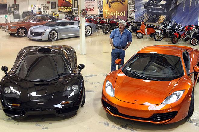Jay-Leno-McLaren-favorite-cars