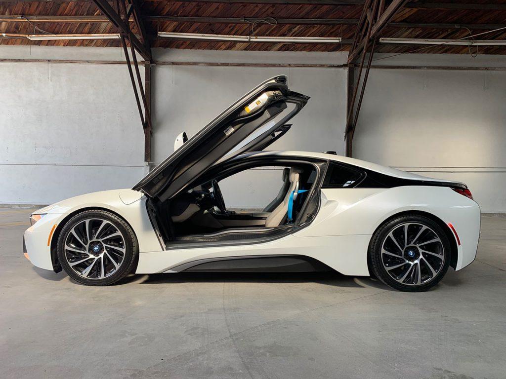 BMW i8 Los Angeles Exotic Car Rental