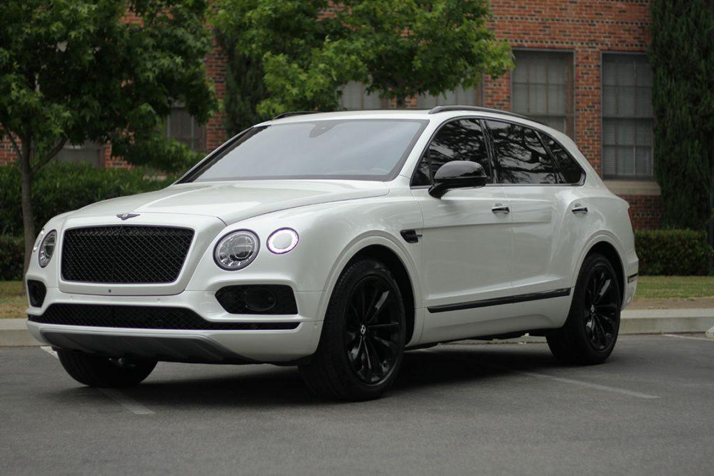 Bentley Bentayga Lax