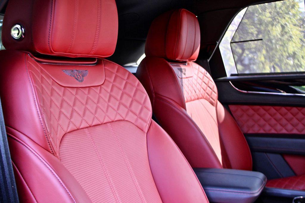 Exotic Car Bentley Bentayga