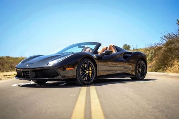 Ferrari-488-Spyder-600x400 Rent Convertible Cars in Los Angeles