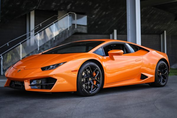 Lamborghini Orange Car Hire | Sports Car Rental Los Angeles | LA Sports Car Rental | Rent a Sports Car