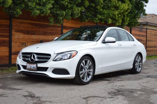 Mercedes-Benz-C300-Rental-600x400 Luxury Car Rental Los Angeles - Las Vegas