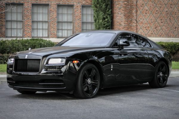 Rolls Royce Wraith Rental | Sports Car Rental Los Angeles | LA Sports Car Rental | Rent a Sports Car