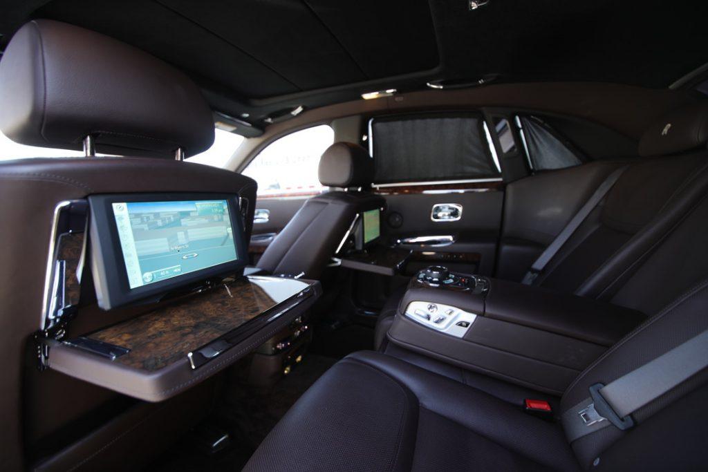 Car for Wedding Rolls Royce Ghost