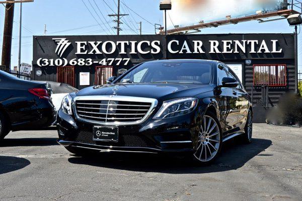 Luxury Car Rental Los Angeles | 777 Exotics