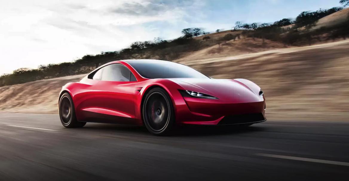 2020 Tesla hero