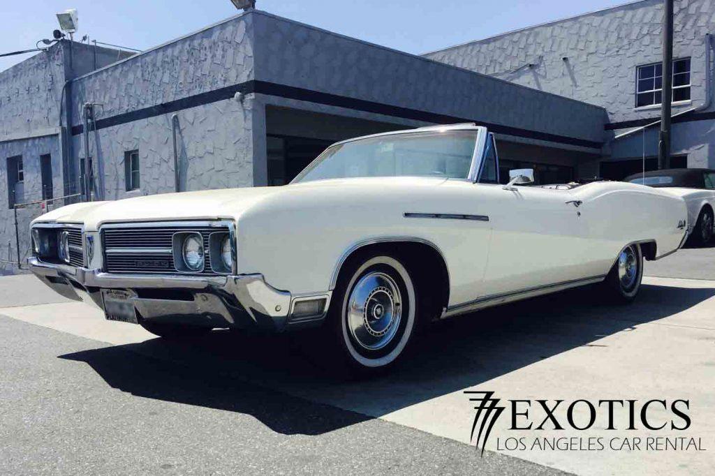 1968 Buick Le Sabre Rental in Los Angeles