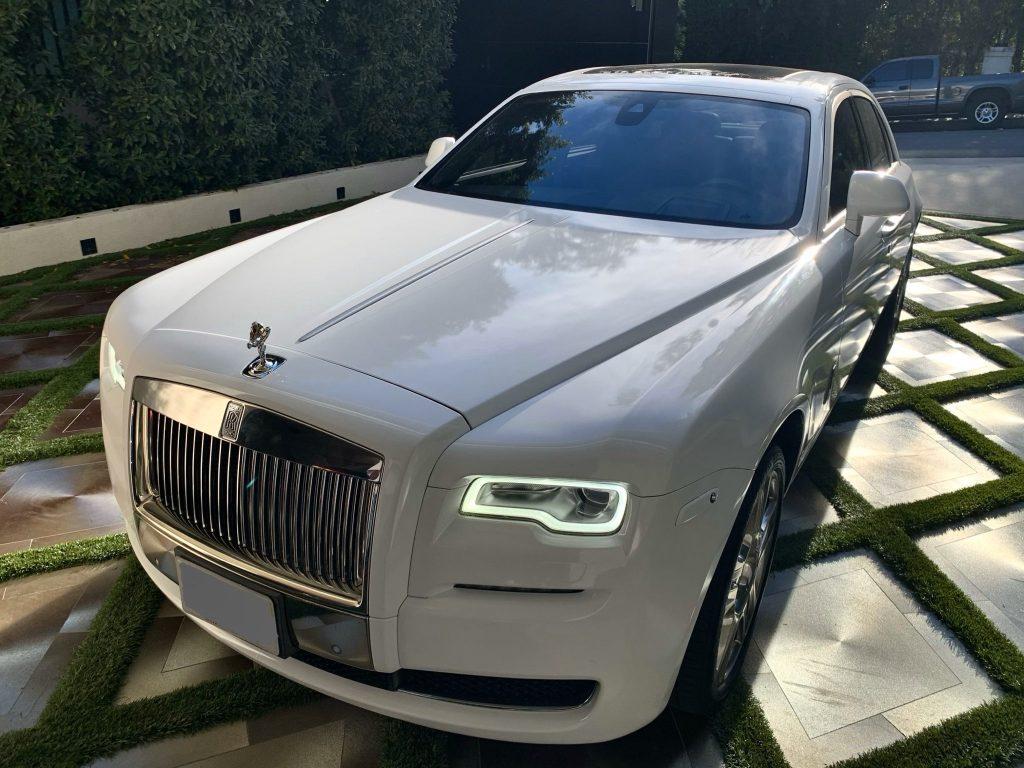 777 Exotics Rolls Royce Ghost